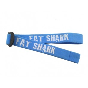 Fatshark Goggles Strap Bleu