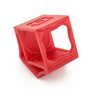 Support 3D pour caméra Foxeer Box - Rouge