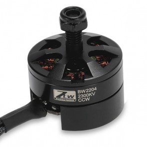 Moteur ZTW Black Widow 2204 2300kv CCW