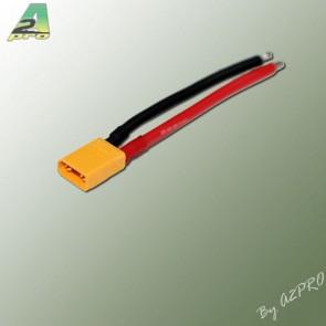 Câble XT30 Mâle 16 AWG