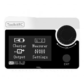 Chargeur iToolkit DC 300W 15A 1-8S