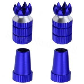 Embouts de stick M3 Bleu - courts