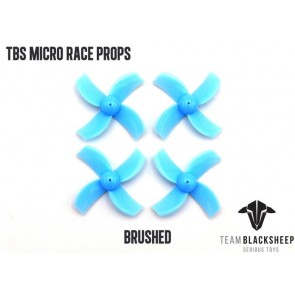 TBS Micro Race Props (Bleu) (0.75MM HUB)