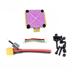 FLYCOLOR X-Cross 40A 3-6S Blheli_32 32Bit 5V / 1.5A BEC 4in1
