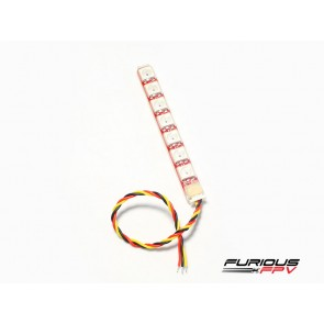 FuriousFPV Lightning PDB - Single Row LED Strip