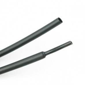 Gaine Thermo noire 8 mm