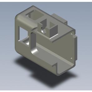 Support GoPro Geyser TPU - 3D Parts