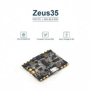 HGLRC Zeus F4 AIO 35A 3-6S - 2020 edition