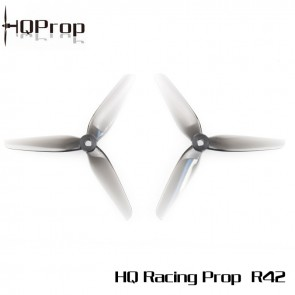 HQProp R42 HEADSUP RACING Grey (4pcs)