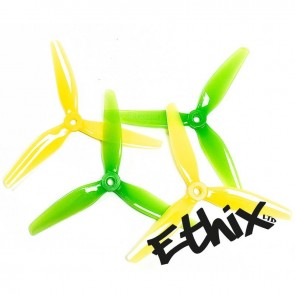 HQProp ETHiX S4 5X3.7X3 Lemon Lime