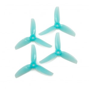 HQ 3x5x3 V1S Polycarbonate Durable Prop (Light Blue) (2x CW, 2x CCW)