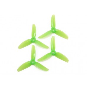 HQ 3x5x3 V1S Polycarbonate Durable Prop (Green) (2x CW, 2x CCW)