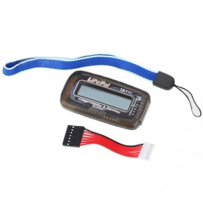 Testeur de batterie LiPoPal SkyRC
