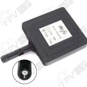 Antenne Mini Patch 11 dBi 5.8 Ghz - RP-SMA