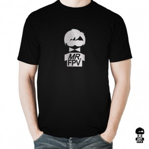 T-Shirt MR.FPV - Noir