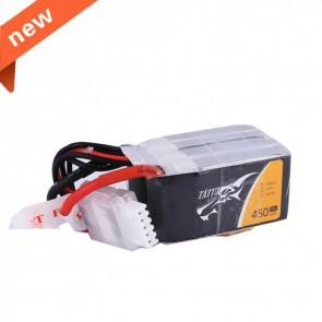 Batterie Lipo Tattu 450mAh 14.8V 75C 4S