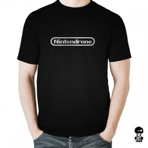 T-Shirt Nintendrone Dark