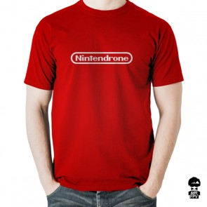 T-Shirt Nintendrone Red