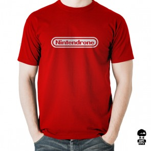 T-Shirt Nintendrone Red Light