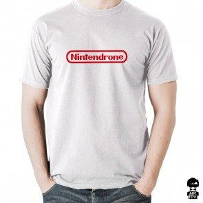 T-Shirt Nintendrone light