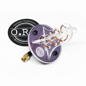 ORT Helical 3 turn 5.8 GHz 7dbi - Violet