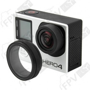 Protection de lentille GoPro hero 3-4 / AntiUV