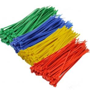 Kit 10 colliers Rilsan colorés Arkema