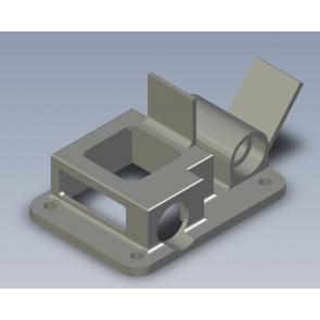 Support Servo Geyser TPU - 3D Parts
