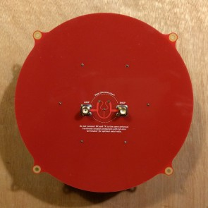 Antenne Long Range - Triple feed patch Array 15cm