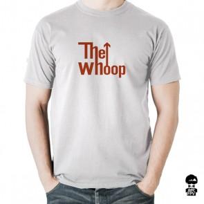 T-Shirt The Whoop - Blanc/Orange