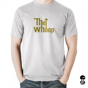 T-Shirt The Whoop - Blanc/Or