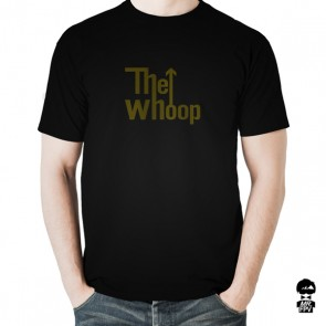 T-Shirt The Whoop - Noir/Or