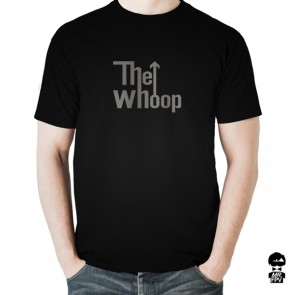 T-Shirt The Whoop - Noir/Argent