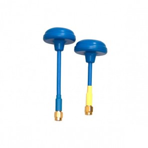 Set d'antenne Racing Blue Wizard 5.8 Ghz