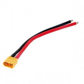 Câble XT60 Mâle 14 AWG