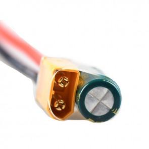Set XT60 + Cap + 2x Condos 2200/1100UF 25V 2-6S