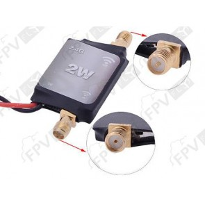 Mini Booster 2W 2.4Ghz