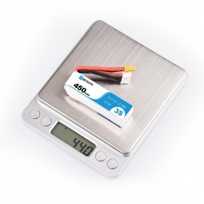 BETAFPV 450mAh 3S 75C Lipo Battery (2PCS) - XT30