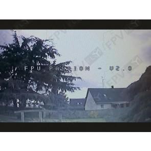 OSD FPV PASSION + GPS 10Hz