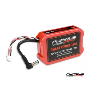 FuriousFPV Smart battery case pour Fatshark