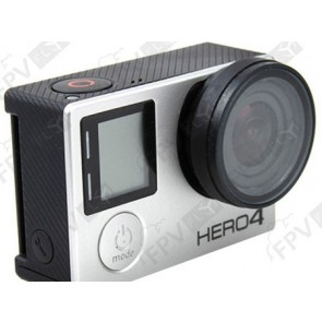 Protection de lentille GoPro hero 3-4 / AntiUV