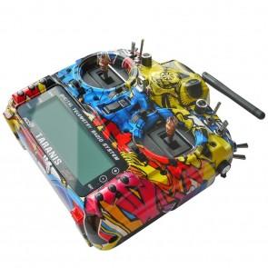 FrSky Taranis X9D Plus Special Edition - Monster Rock + EVA BAG