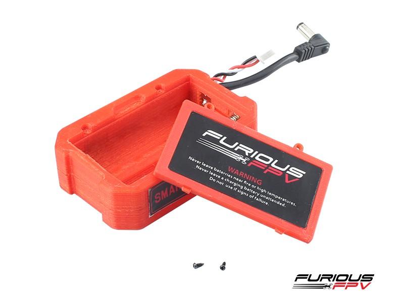 FuriousFPV Smart battery case pour Fatshark