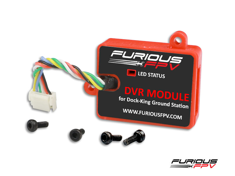 FuriousFPV - Dock King DVR