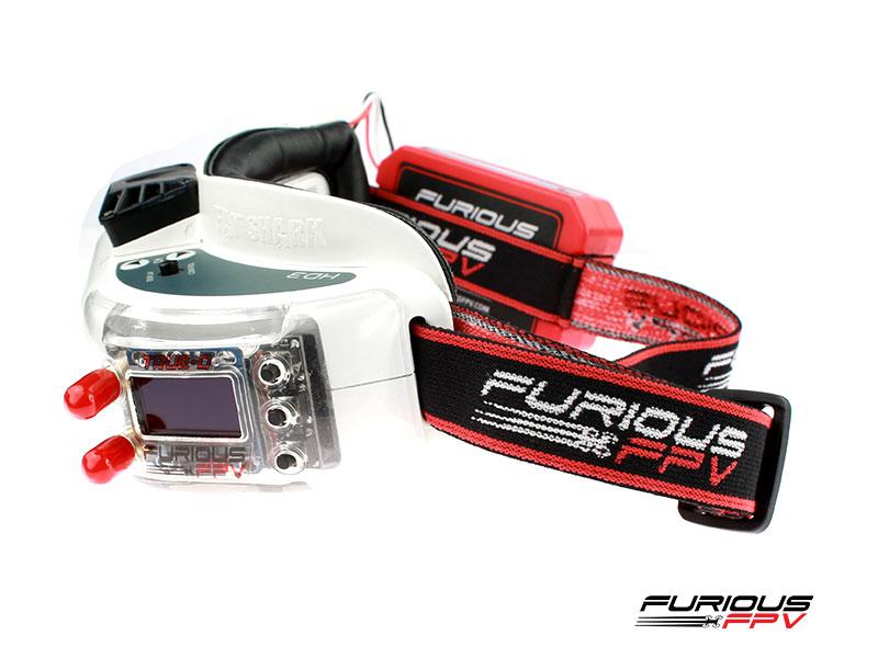 Furious FPV Fatshark Goggles Strap