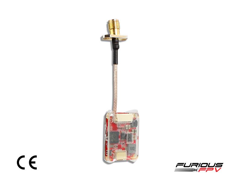 FuriousFPV STEALTH RACE VTX V3 - PIT MODE