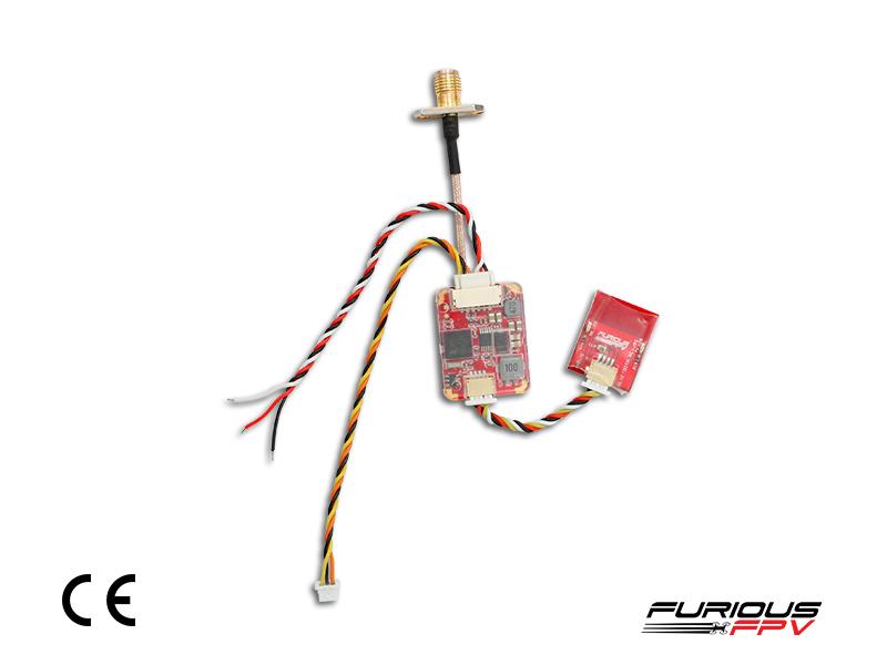 FuriousFPV STEALTH RACE VTX V3 - BLUETOOTH