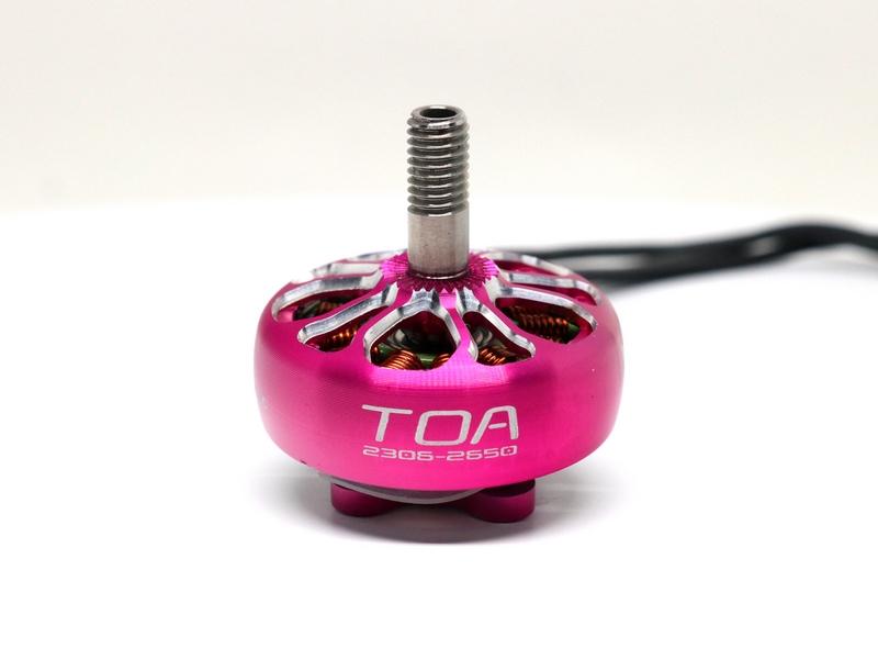 Karearea TOA 2306 -  Pink