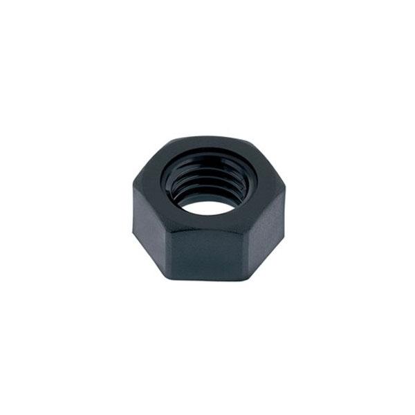 Ecrous nylon M5 - 10 pcs