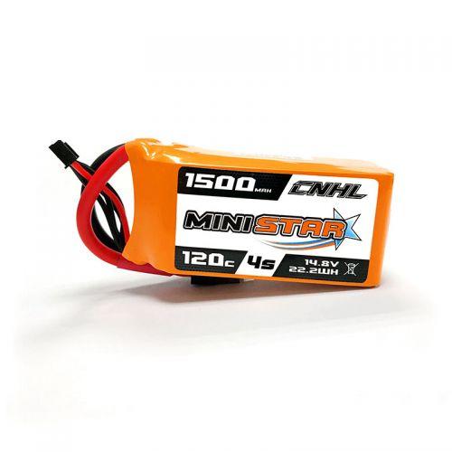 CNHL 1500 4S 120C Ministar Lipo